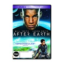 After Earth - DVD and Blu-ray
