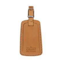 COAST Leather Luggage Tag