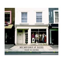 Mumford and Sons - Sigh No More CD