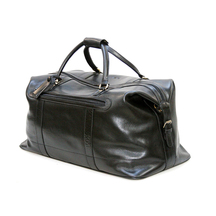 Konev Leather Weekender Carry Bag