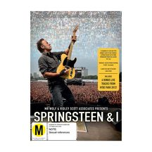 Springsteen and I - DVD