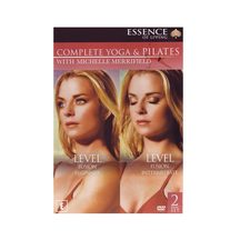 Yoga and Pilates Collection – 2 DVD Set