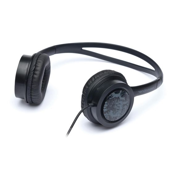 Endeavour Street Headphones