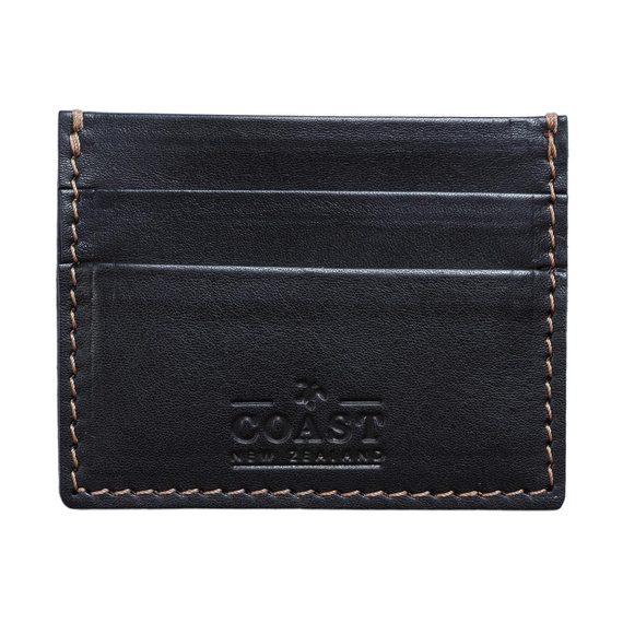 COAST Leather Card Holder