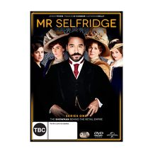 Mr Selfridge Season 1 - DVD and Blu-ray
