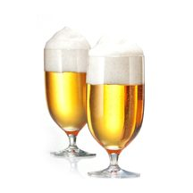 Schott Zwiesel 400ml Crystal Pilsner Beer Glass – Set of 6