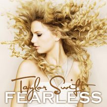 Taylor Swift - Fearless CD