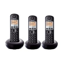 Panasonic Triple Handset Phone - KX-TGB213NZB