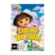 Dora The Explorer - Explore the Earth DVD