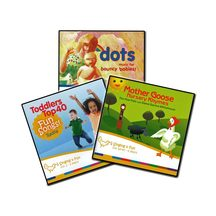Children's CD Set - Classic Selections including Kiwi Fav...