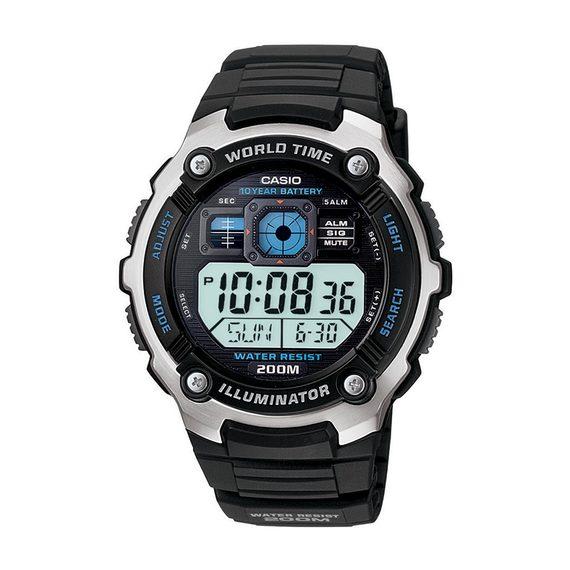 Casio - Men's 200m Water Resistant Watch