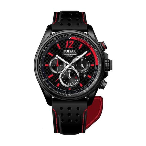 Stylish super chrono watch
