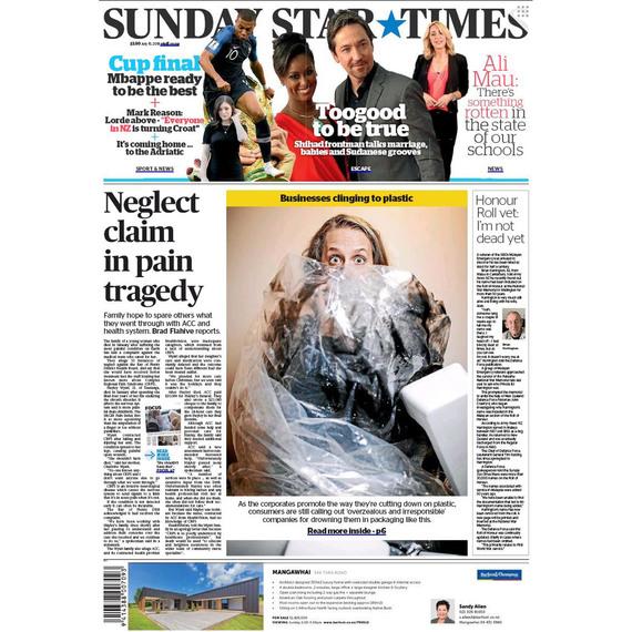 Sunday Star Times Subscription