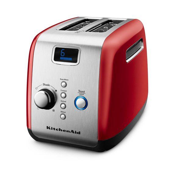 Fly buys kitchenaid artisan 2 slice toaster - Artisan toaster slice ...