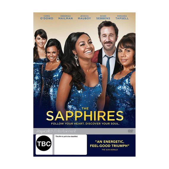 The Sapphires - DVD and Blu-ray