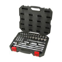 "Powerbuilt 3/8"" Dr 39pc Combination Socket Set"