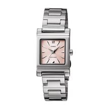 Casio Women's Stainless Steel Watch (Square)