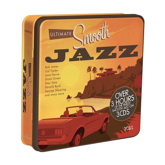 Smooth Jazz 3 CD Tin Set