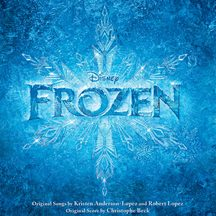 Frozen – Official Sound Track CD