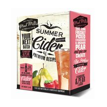 Mad Millie Strawberry & Pear Cider Kit