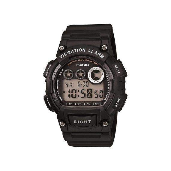 Casio Men's Rugged 100M Water Resistant Watch