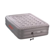 Coleman Queen Double High Quickbed with Built in 240v Pump