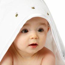 Dimples Hooded Towel
