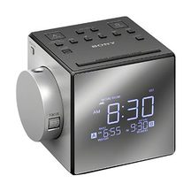 Sony Alarm Clock with Time Projection