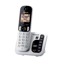 Panasonic Cordless Phone with Answering Machine - KX-TGC2...