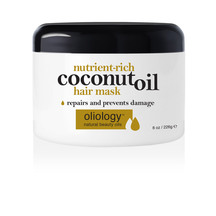 Oliology - Coconut Oil Hair Mask 226 gm