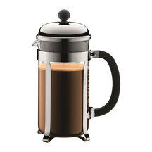 Bodum Chambord Coffee Maker 8 Cup/1L - Stainless Steel