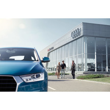 Audi vehicle voucher