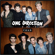 One Direction – Four CD