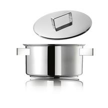 DesignPlus 24cm Casserole + Lid