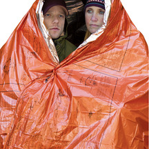 SOL Heatsheets Survival Blanket