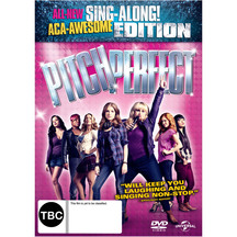 Pitch Perfect- Sing along edition DVD
