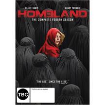 40775 homeland season 4 dvd