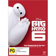 40769 big hero 6 dvd