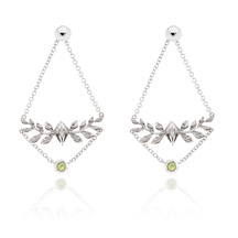 40308 down to earth wreath chandelier earrings