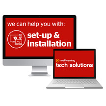 Tech Solutions Inhome PC Setup Service