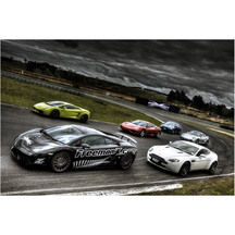 Ultimate Supercar Driving Experience - Hampton Downs, Auc...