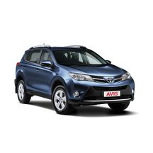 Avis Rent a Car - Day Hire - 4WD Intermediate