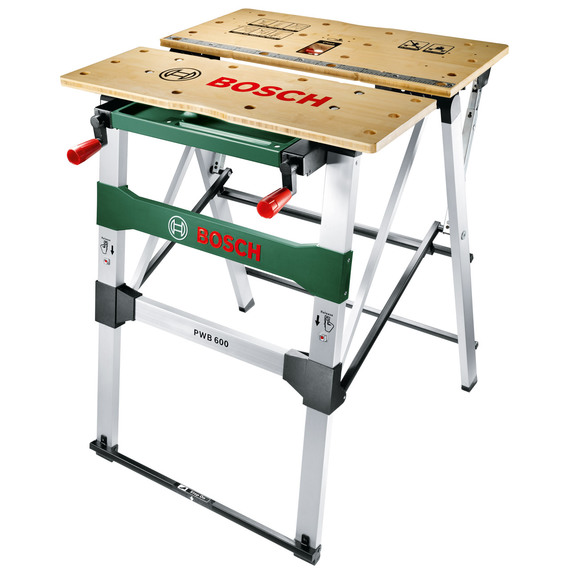 fly buys bosch pwb 600 workbench. Black Bedroom Furniture Sets. Home Design Ideas