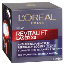 L'Oreal Revitalift Laser X3  - Anti Aging Mask Cream