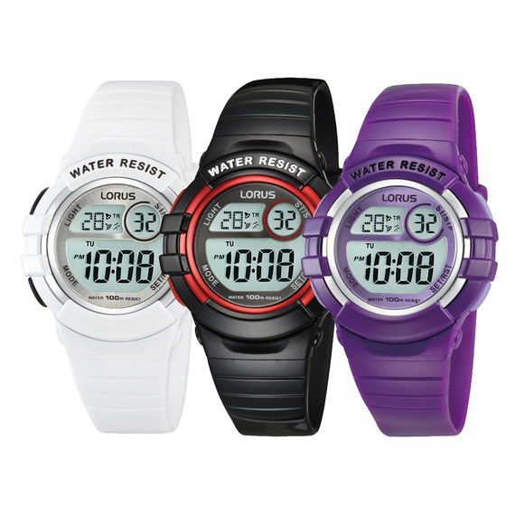 Fly Buys Lorus Youth Digital Watch