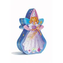 Fairy Silhouette Puzzle