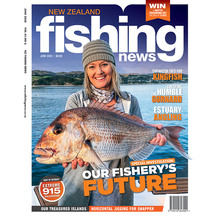 New Zealand Fishing News Subscription