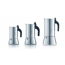 Bialetti Venus Stainless Steel Stovetop Coffeemaker