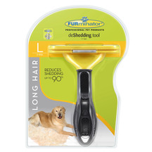 Furminator Deshedding Tool - Long Hair for Large Dogs