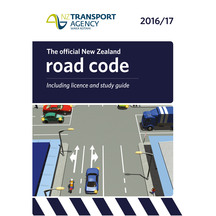 The Official NZ Road Code 2016/2017